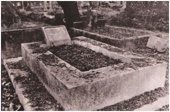R Ahmed Grave at Park Circus Calcutta